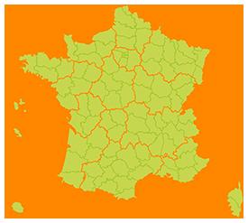 France : Régions